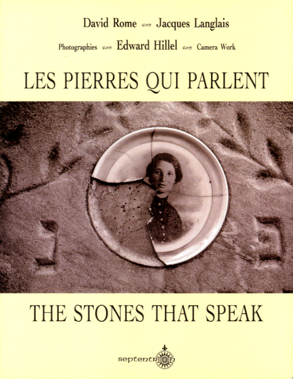 The Stones That Speak/Les Pierres Qui Parlent